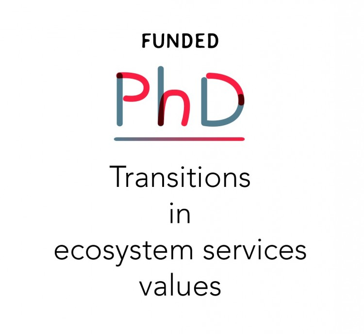 PhD Opportunity in Ecosytem Services